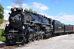 Nickel Plate #765 (Jim Strain) Tags: jmstrain train railroad railway locomotive steam nickelplate berkshire