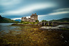 Scotland - Schottland - Eilean Donan Castle 2017 (ateliermomento) Tags: scotland longexposure eilean donan castle schottland stunning clouds sky landscape summer