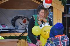 ballonvouwen kerstmarkt
