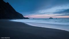 (Nick Kanta) Tags: beach clouds color d90 humbugmountain le longexposure nikon ocean oregon oregoncoast outdoorphotography sand seastacks sky sunset tamron1750 water
