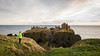 Dunnottar Castle (Craig Graham Captures) Tags: dunnottarcastle castle scotland aberdeenshire stonehaven sea sky hdr ruins visitscotland angles landscape winter buildings architecture medieval 1392 history