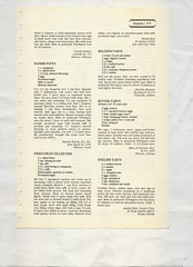 scan0176 (Eudaemonius) Tags: sb0742 bicentennial heritage recipes 1976 raw 20180118 eudaemonius bluemarblebounty recipe cookbook cook book cooking kitchen hacks