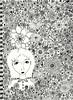 fleur (○ Hanna Lee ○) Tags: illustrator illustrators drawing drawings art artwork artist artists artistsontumblr artistsoftumblr tumblrartcommunity tumblrartistcommunity penink penandink inkdrawing spilledink flower flowers outsiderart outsiderartist outsiderartists outsiderartwork naiveart naiveartist naiveartists artbrut penandinkdrawing peninkdrawing doodle doodles doodling doodlings artjournal artjournals artjournaling visualdiary sketchbook