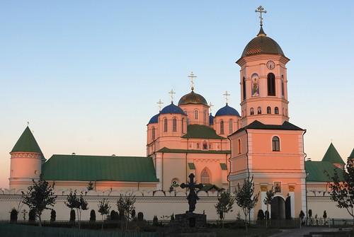 Mezhyrich monastery in Ukraine