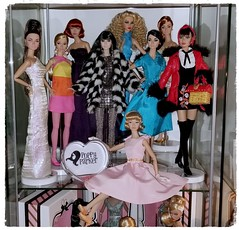 Who Loves Poppy Parker Luncheons? (JennFL2) Tags: poppy parker center attention centerpiece dolls convention integrity toys shadow smile kicks elegant evening ready steady go 2009 2010 2011 2012 2013 2014 2015 2016 2017 through woods