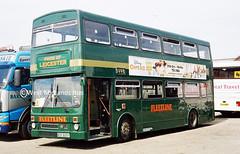 2625 ROX 625Y (WMT2944) Tags: 2625 rox 625y mcw metrobus mk2 fleetline buses wmpte west midlands travel