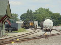 DSC07784 (mistersnoozer) Tags: lal alco c425 locomotive shortline railroad train