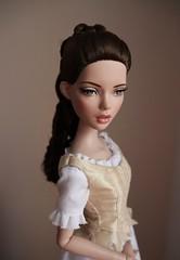My new love Tonner doll Anne de Leger (mijalien) Tags: doll tonner anne indoor dejavu girl fantasy korzet dolls toy robert beautiful nice blue