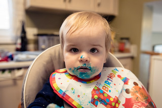 Will - First Birthday Party