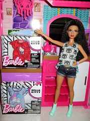 Hello Kitty shirts (flores272) Tags: barbiehellokittyshirts barbie barbiedoll barbieclothing barbiefashionistas aabarbie hellokitty hellokittyshirts walmart dollclothing doll dolls toy toys