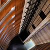 Hueco de la escalera (ameliapardo) Tags: hueco escalera madera interior fujixt1 sevilla andalucia españa