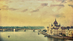 Budapest parlement (Fabrice1965) Tags: hongrie buda pest budapest bain danube tourisme parlement chateau texture