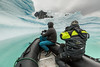 Getting close to the ice (Philipp Salveter) Tags: iceberg antarctica ice dinghy adventure zodiac dinghytour photographers water nature expedition
