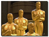 Four Oscar statues outside Hollywood's Dolby Theatre (Elliott Cowand) Tags: theoscarstatue hollywoodblvd hollywoodboulevard hollywood walkoffamehollywood movies moviestars theoscars oscar theacademyawards academyofmotionpictureartsandsciences allrightsreserved copyright elliottcowand elliottcowandyahoocom california losangeles actors tinseltown unitedstates theredcarpet motionpictures awards ceremony thedolbytheatre television