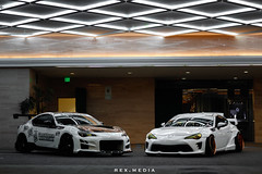 Newport Beach (tfad_terrence) Tags: frs ft86 fa20 fontana modifiedcars modified modifiedcar scionfrs southerncalifornia scion stance scionbrz subarubrz subaru scene losangeles japanese japan jdm brz widebody camber california