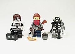 A P O C A (slight.of.brick) Tags: lego apoc minifig survivor zombie nuclear war fallout wasteland