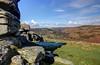 Combestone Tor, Dartmoor (Baz Richardson (catching up again!)) Tags: devon dartmoor tors combestonetor
