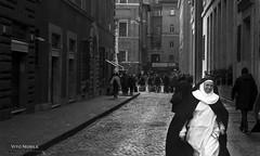 Vaticano (vito.nobile) Tags: borgopio suora sorella cristo cristianesimo vaticano roma rom italy italia borgo pio bot