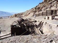 2017-11-18 Death Valley (134) (MadeIn1953) Tags: 2017 201711 california deathvalleynationalpark dvnp nationalpark keanewondermine minesite
