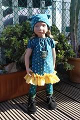 Junior Galina by Zwergnase (dambuster01) Tags: zwergnase galina vinyl doll 50cm sewing outfit junior