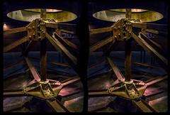 Mining equipment 3-D / CrossView / Stereoscopy / HDR / Raw (Stereotron) Tags: niedersachsen goslar bergbau museum mining equipment anlage gerät rost rust industrial industrie crosseye crosseyed crossview xview cross eye pair freeview sidebyside sbs kreuzblick 3d 3dphoto 3dstereo 3rddimension spatial stereo stereo3d stereophoto stereophotography stereoscopic stereoscopy stereotron threedimensional stereoview stereophotomaker stereophotograph 3dpicture 3dglasses 3dimage canon eos 550d chacha singlelens kitlens 1855mm tonemapping hdr hdri raw