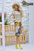 """Natalia Elusive Creature Demonstrates Fashions from """"Spring Melody"""" Collection by ELENPRIV (elenpriv) Tags: natalia elusive creature fashions spring melody collection elenpriv elena peredreeva 12inch fashionroyalty fr2 integrity toys jason wu doll"""
