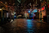 Stone Street (chabish123) Tags: hdr stone street manhattan fuji x100s lightroom colorefexpro