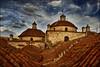 Tejas (bit ramone) Tags: tejas sanfrancisco iglesia tejados roofs church potosí bolivia pentaxk5 bitramone arquitectura edificio aire libre tejado