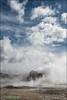Castle Geyser (geospace) Tags: geyser uppergeyserbasin yellowstone thermal