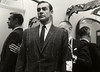 Secret Agent Style: The Top Five Bespoke Tailors According to James Bond (azlbuy) Tags: sean connery at mens outfitters having clothes made measure for forthcoming james bond film london britain tailor bespoke suit actor male withothers personality 783888
