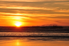 Oregon Coast Sunset (Just Peachy!) Tags: oregoncoast manzanita sunset