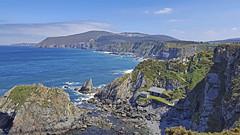 Acantilados de Loiba, Ortigueira (A Coruña) (Miguelanxo57) Tags: acantilado ortigueira acoruña galicia nwn