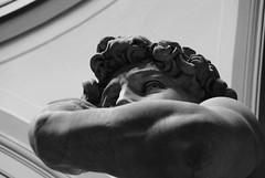 David (eyes detail) (cristinascolese) Tags: david florence firenze michelangelo art sculpture