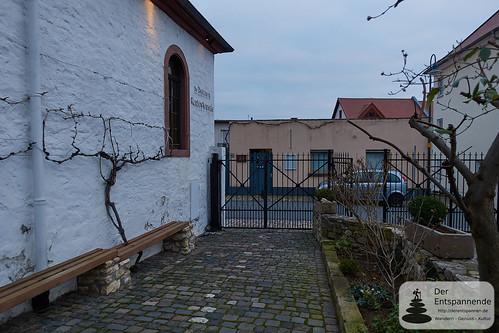 Rathofkapelle im Weingut Dr. Dahlem
