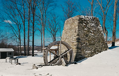 Mount Vernon Iron Furnace (Zach Frailey) Tags: furnace history bullskintownship ironfurnace oldindustry industry westernpa nrhp nationalregisterofhistoricplaces