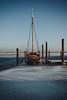 aurica    l  2018 (weddelbrooklyn) Tags: boot boote maritim winter eis kalt gefroren blau ostsee stein marina schleswigholstein nikon d5200 boat boats ice cold frozen blue balticsea