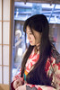 Young woman in kimono waiting in Japanese tatami room (Apricot Cafe) Tags: img25909 asia asianandindianethnicities higashichayamachi ishikawaprefecture japan japaneseethnicity japaneseculture kanazawa kimono sigma35mmf14dghsmart architecture artscultureandentertainment charming cheerful citylife cultures day enjoyment fashion freedom freshness hairaccessory happiness indoors lifestyles longhair oldfashioned oneperson onlywomen photography relaxation shoji sideview smiling springtime store straighthair tatamimat tourism tradition traditionalclothing tranquility travel traveldestinations waistup waiting walking weekendactivities window women youngadult kanazawashi ishikawaken jp