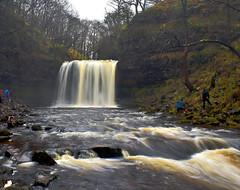 Sgwd Yr Eira 2 (JessopSmythe) Tags: waterfall country breconbeacons brecon beacons national park mellte hepste 4 waterfalls walk river wales cymru