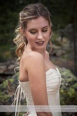Bridal Shyness (Laura K Bellamy) Tags: bride bridal bridals weddings portraits wedding