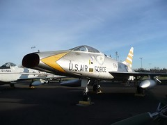 "North American F-100D Super Sabre 1 • <a style=""font-size:0.8em;"" href=""http://www.flickr.com/photos/81723459@N04/40085083092/"" target=""_blank"">View on Flickr</a>"
