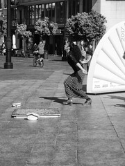Ballerina di Flamenco (W@nderluster) Tags: ballerina flamenco sevilla travel spain street dancer