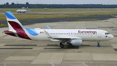 D-AIZV Eurowings Airbus A320-214(WL) at Dusseldorf on 10 July 2017 (Zone 49 Photography) Tags: dusseldorf dus edds l ewg eurowings airbus a320 320 200 214 wl ew daizv
