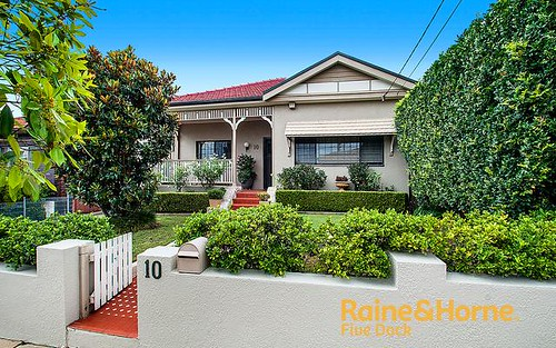 10 Sutton St, Five Dock NSW 2046
