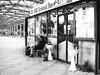 1.3 Terminal Bus - Silenzio/Silence (claudio.feleppa OFF) Tags: campobasso terminalbus bw canonpowershots95 febbraio2018 inverno winter explore