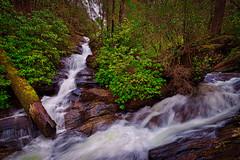 Dukes Creek Falls (Bob.Z) Tags: helen georgia unitedstates us dukescreekfalls ga usa waterfall northgeorgia chatahoochienationalforest
