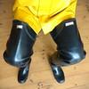 Sensational Shorefishers (essex_mud_explorer) Tags: hunter shorefisher rubber thigh hip boots waders watstiefel cuissardes stivali bottes caoutchouc rubberlaarzen gummistiefel rubberboots rubberwaders thighboots thighwaders hellyhansen nusfjord raincoat