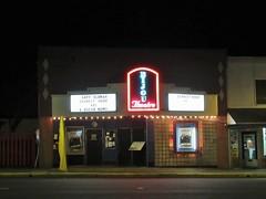 Oregon Coast (Jasperdo) Tags: oregoncoast oregon roadtrip lincolncity neonsign neon sign bijoutheatre movietheater theatre theater cinema