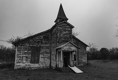 (o texano) Tags: texas abandoned decay forgotten urbex church