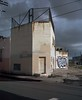 Industrial light (ADMurr) Tags: la eastside industrial clouds empty factory door mamiya 7 80mm kodak ektar mf 6x7 film daa132edit