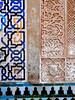 Alhambra Palace-Granada (Chris Draper) Tags: pattern tiles tiling alhambra alhambrapalace granada andalucia spain moorish archtitecture islamic palace carving decoration patterning architecture